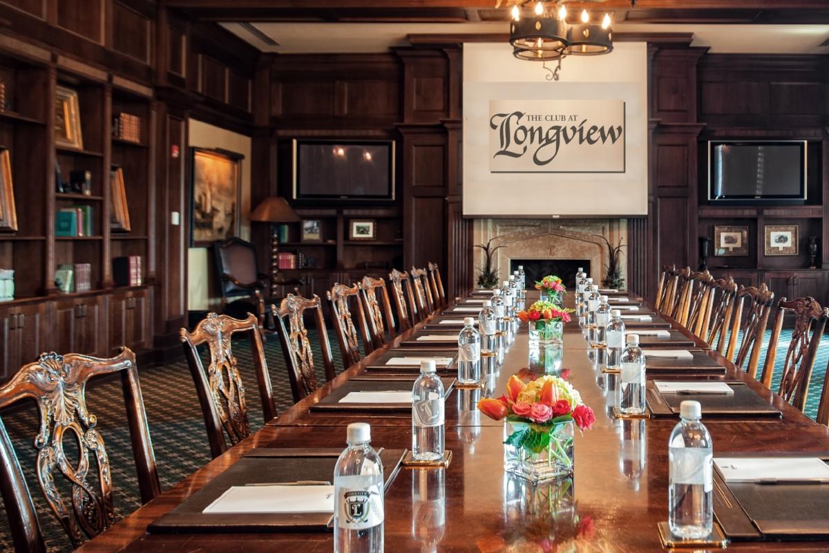 The Club at Longview Meeting Room