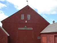Lakes Region barn protected under barn preservation easement