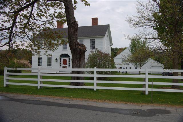 Moses Kent House, Lyme