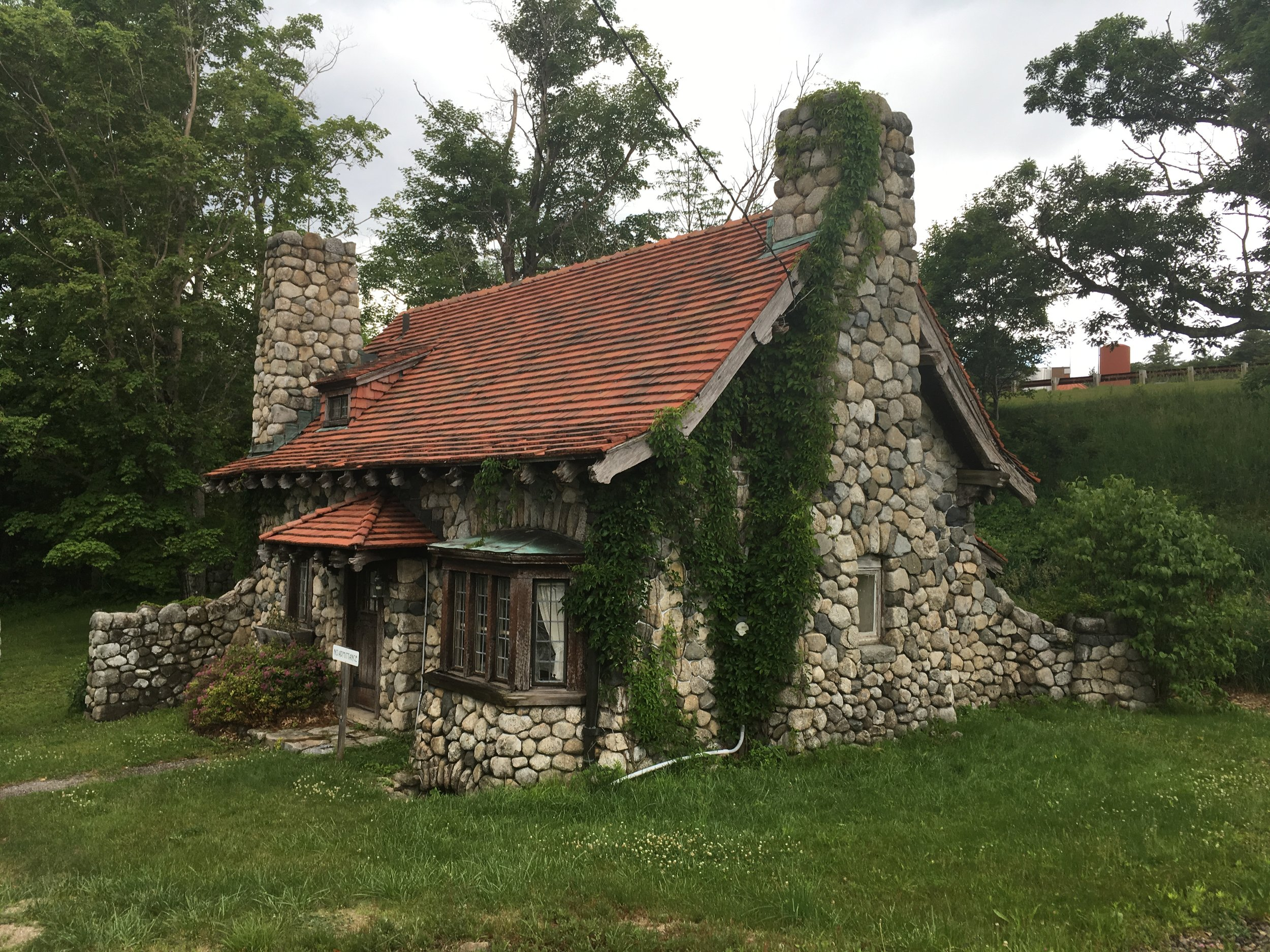 Upper Gatehouse, Castle in the Clouds, Moultonborough