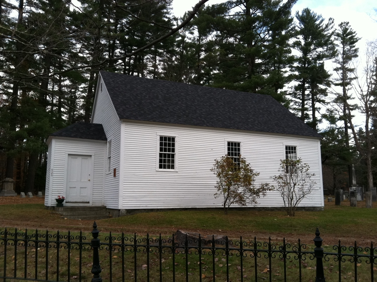 1797 Trinity Church is listed to the National Register of Historic Places.