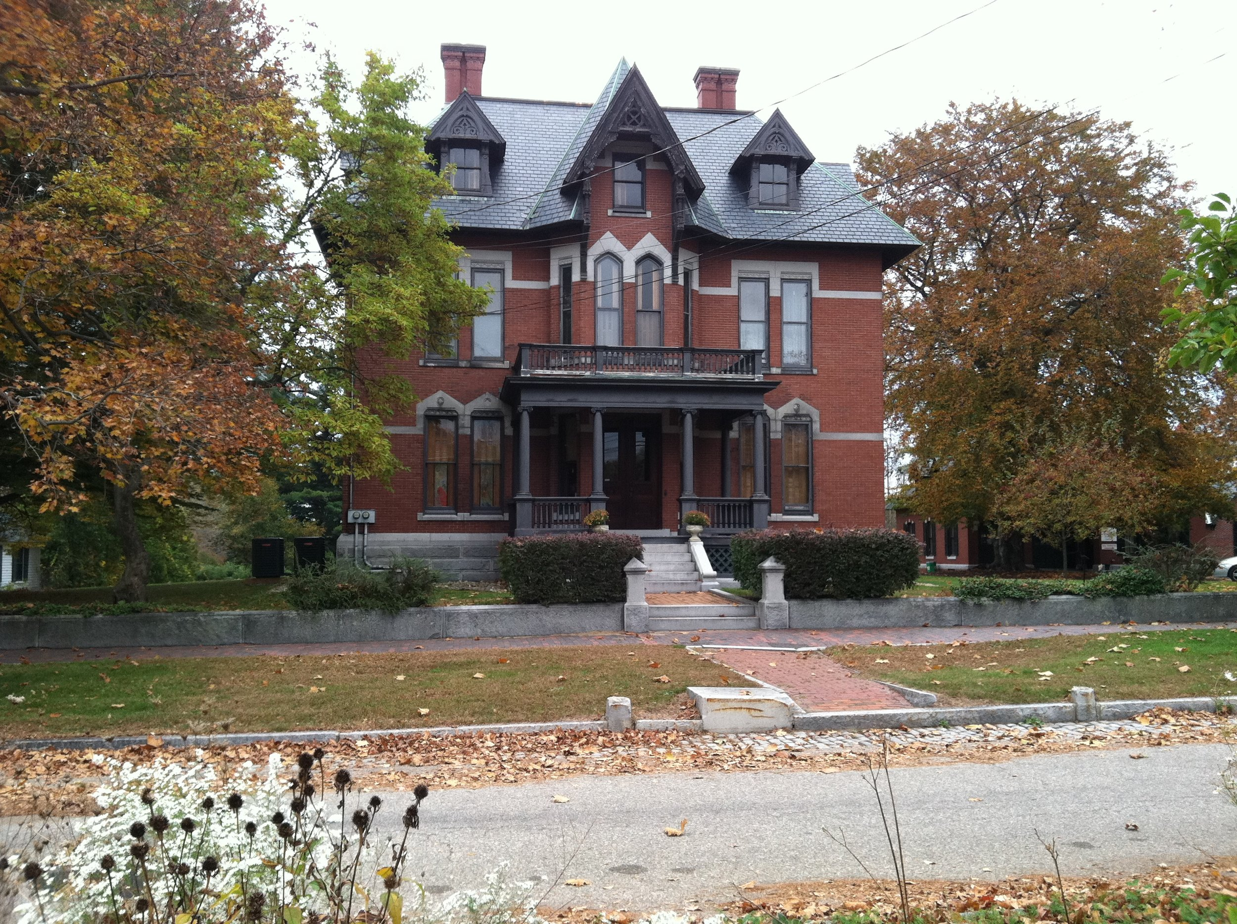 Concord, Kimball-Jenkins Estate