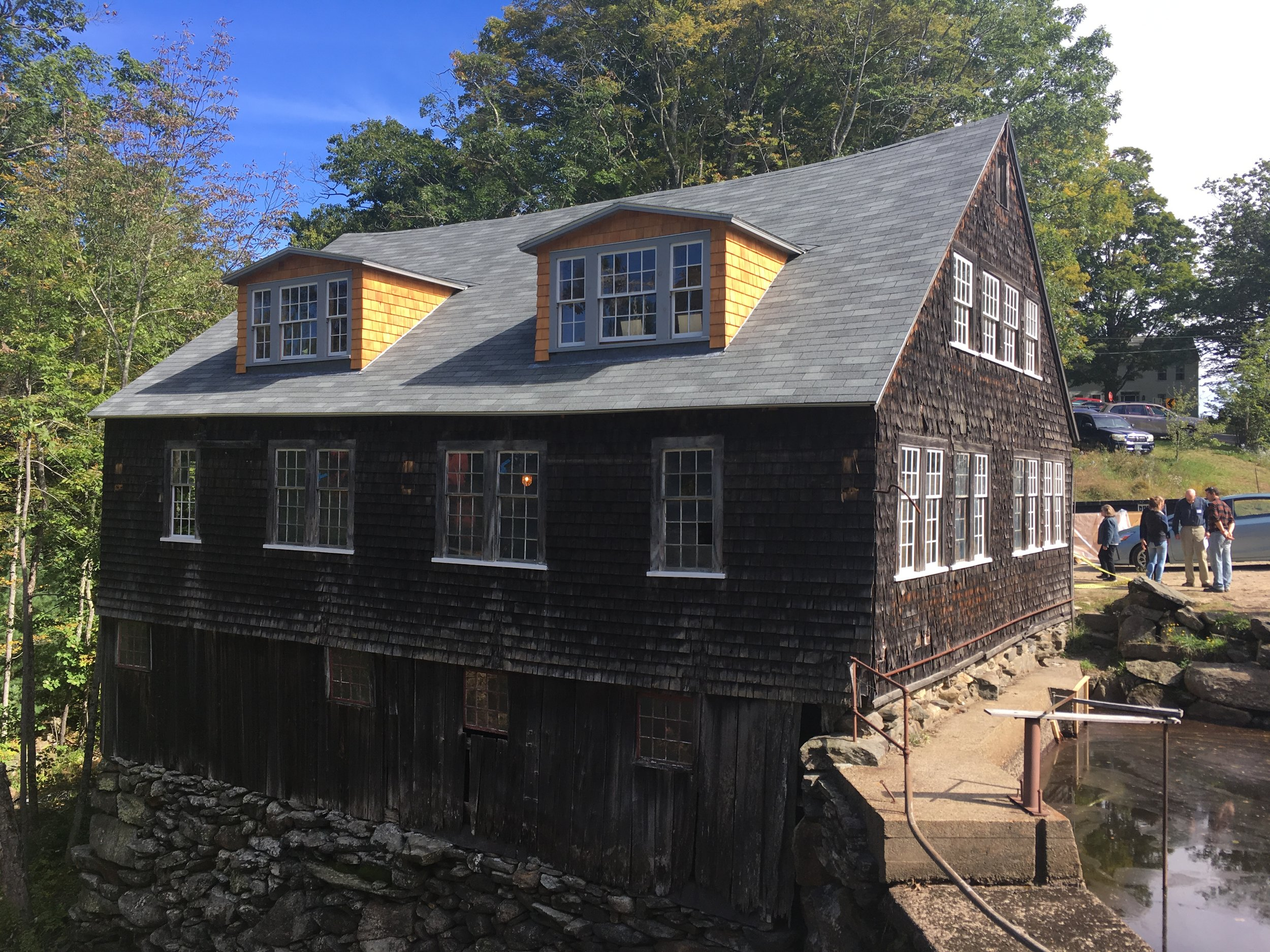 Chase's Mill, Alstead