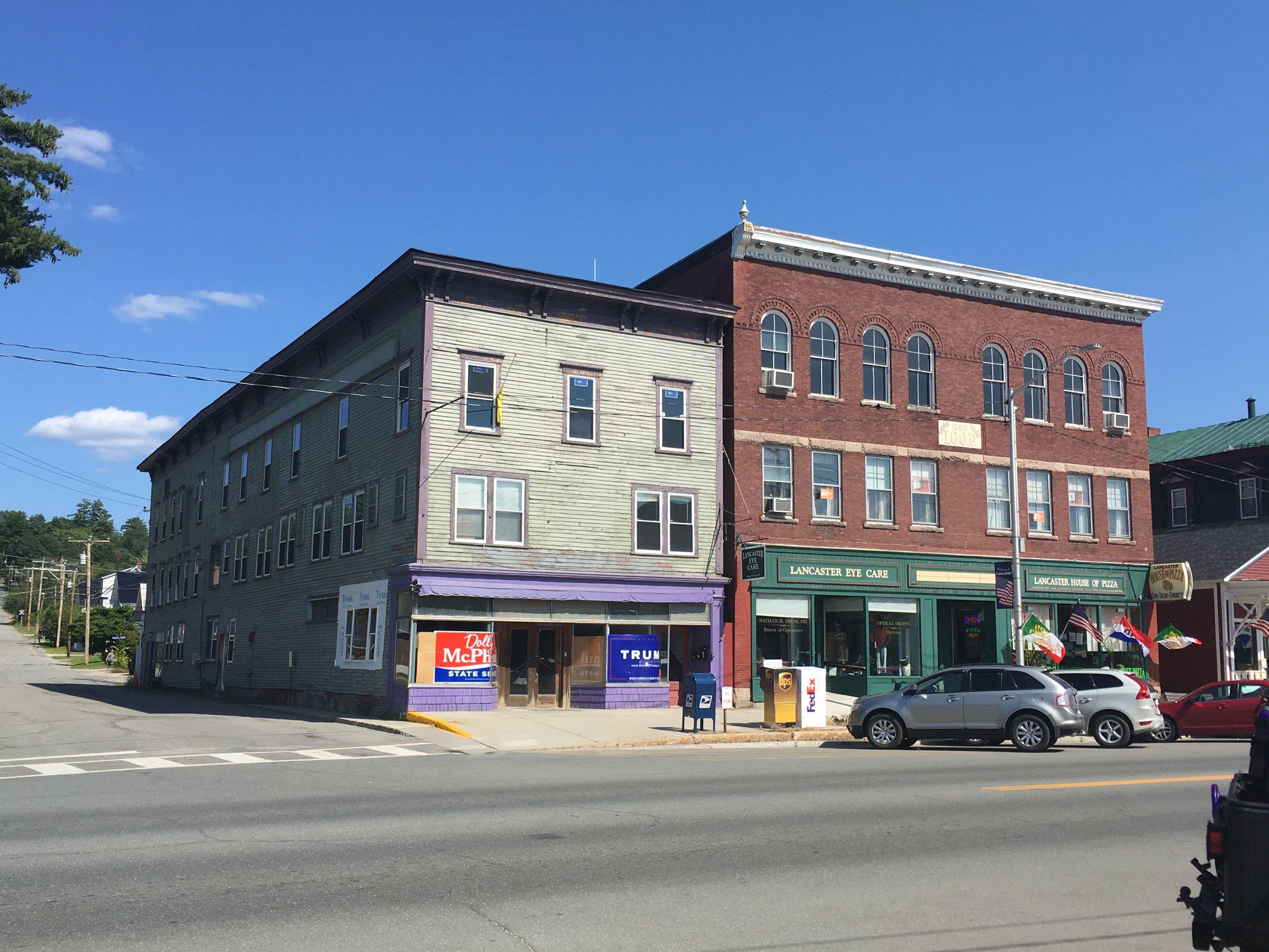 Lancaster, Parker J. Noyes Building
