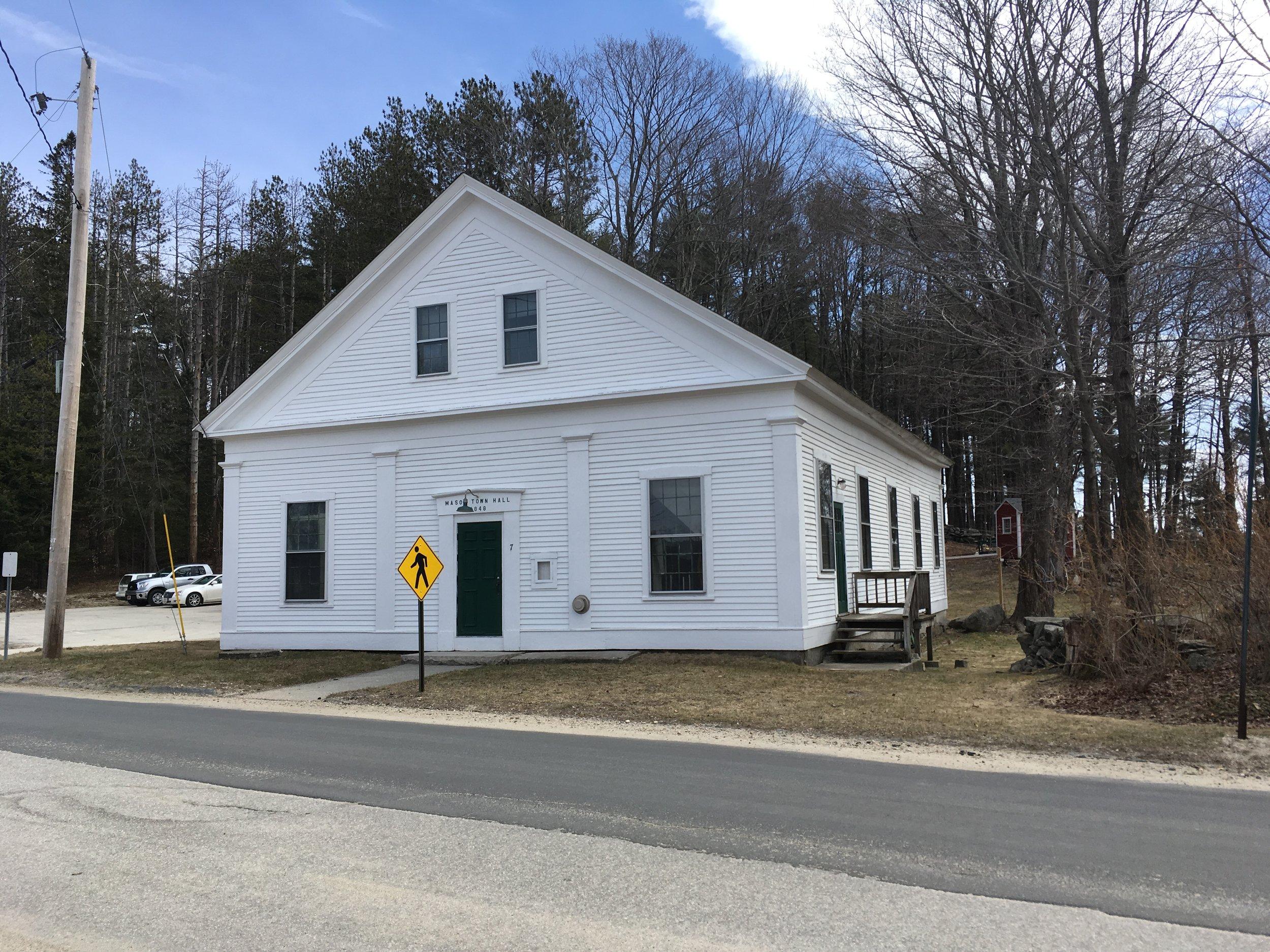 Mason Town Hall