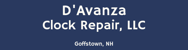 DAvanza Clock repair.png