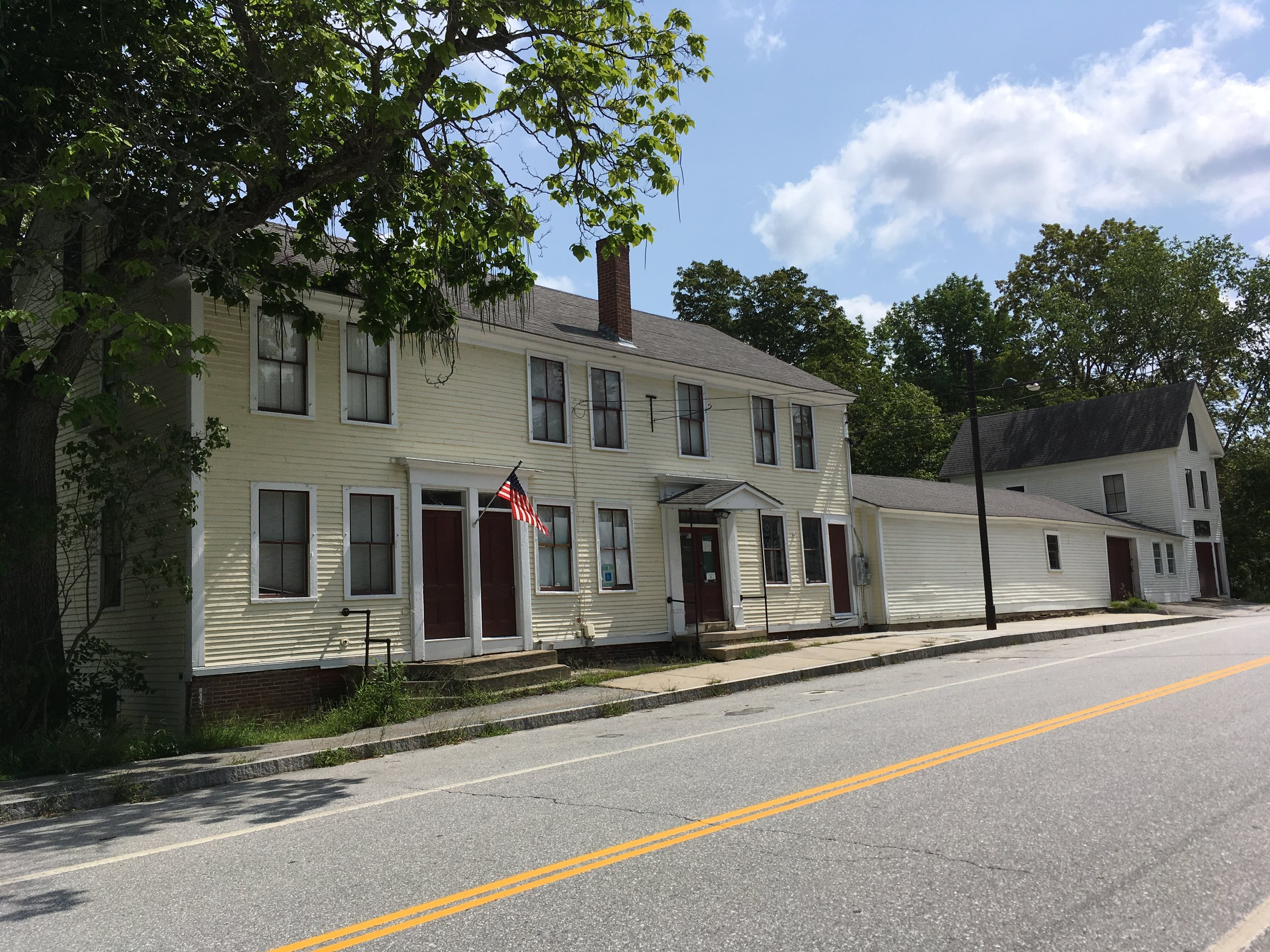 Francestown's General Store is expected to re-open this fall under a new CSE ownership model.