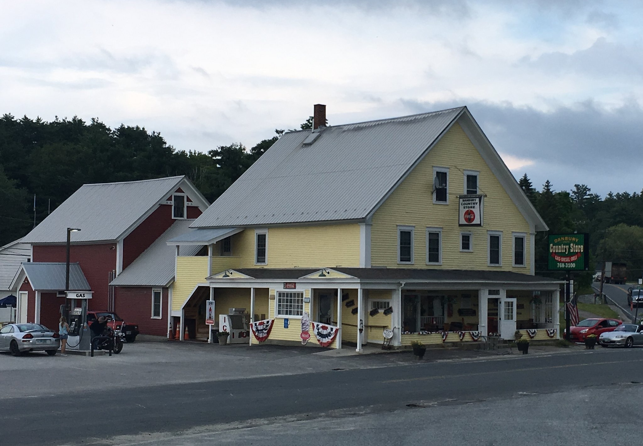 Danbury Country Store.