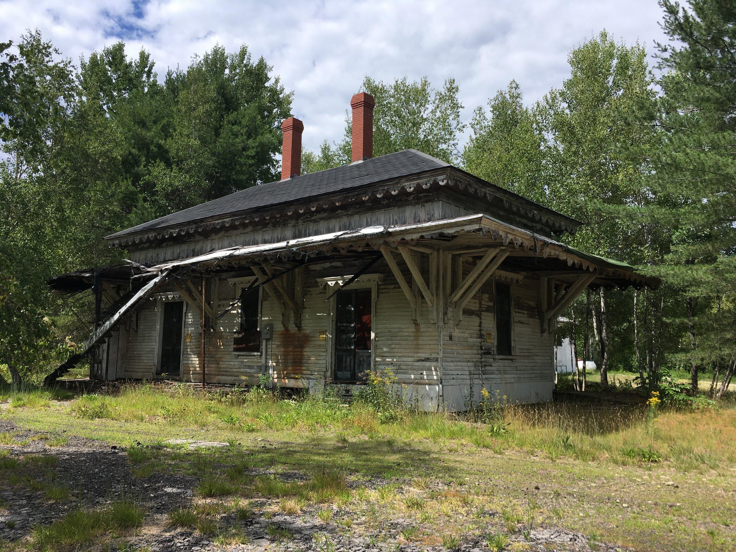 Ossipee Depot