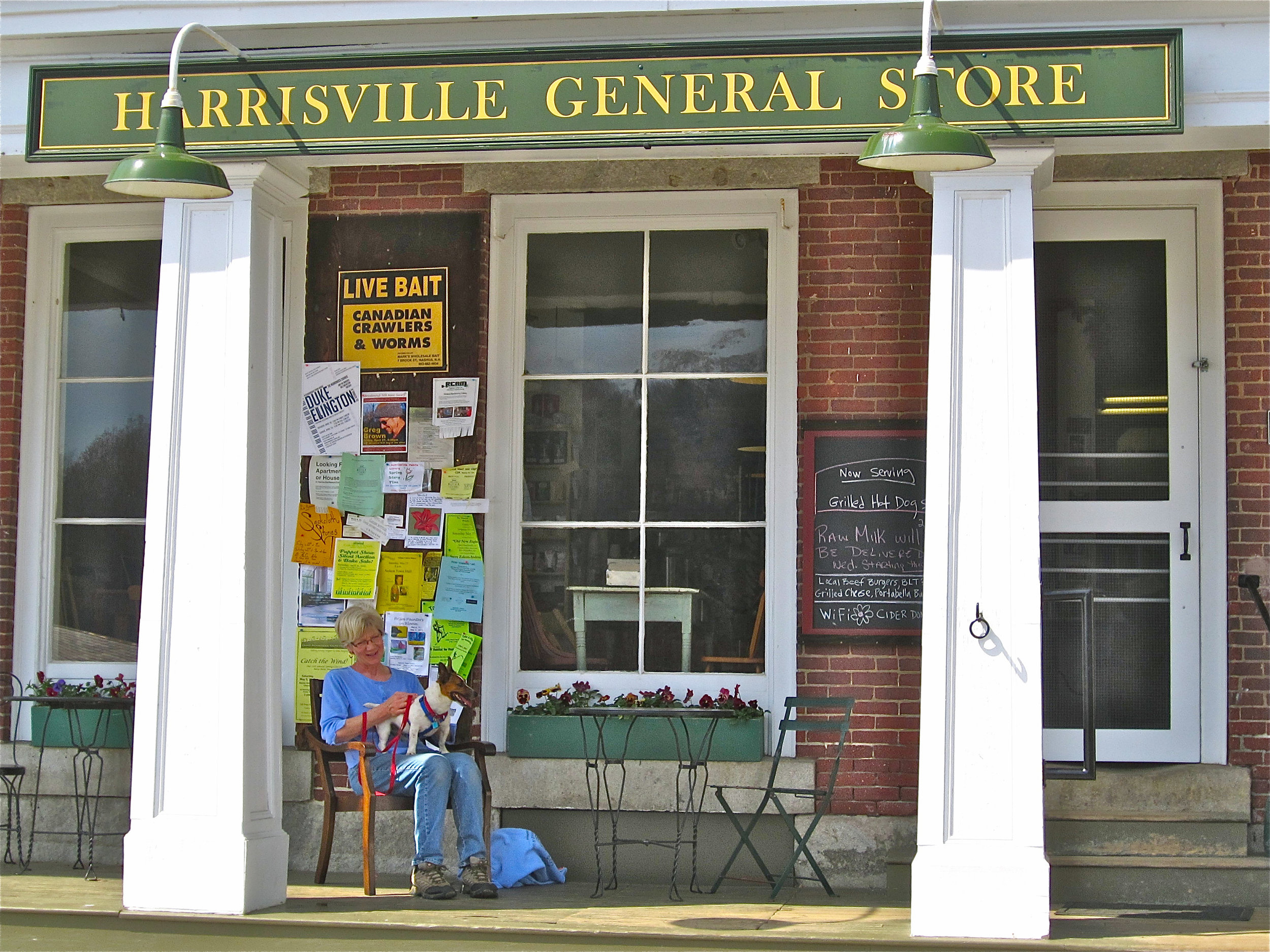 Courtesy Historic Harrisville