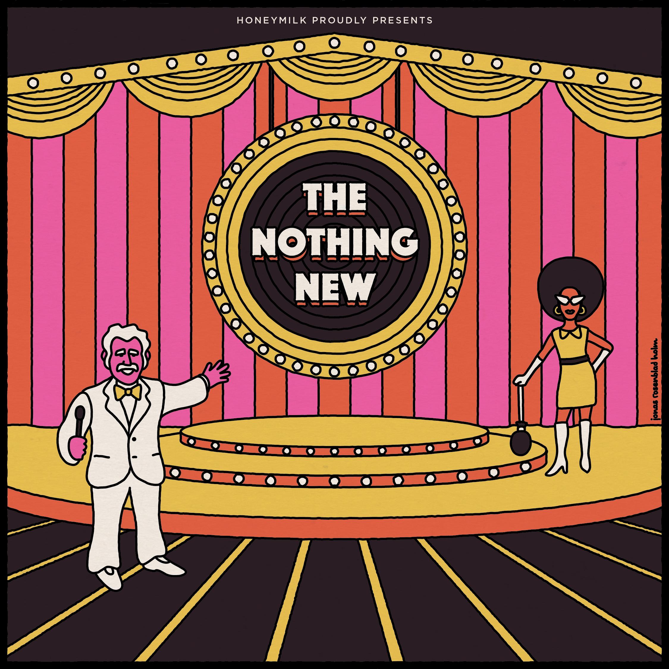 "BIRDS027 - Honeymilk - ""The Nothing New"""