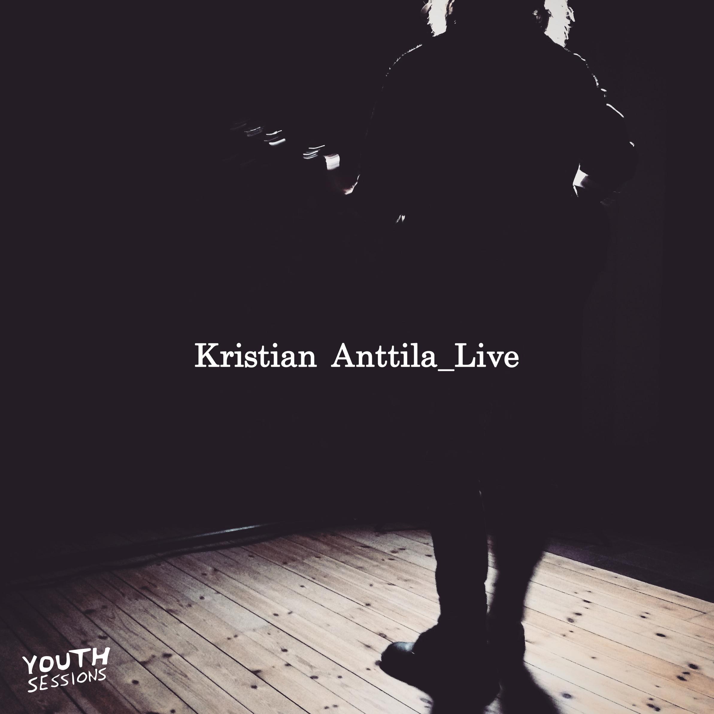 "BIRDS048 - Kristian Anttila - ""Live"""
