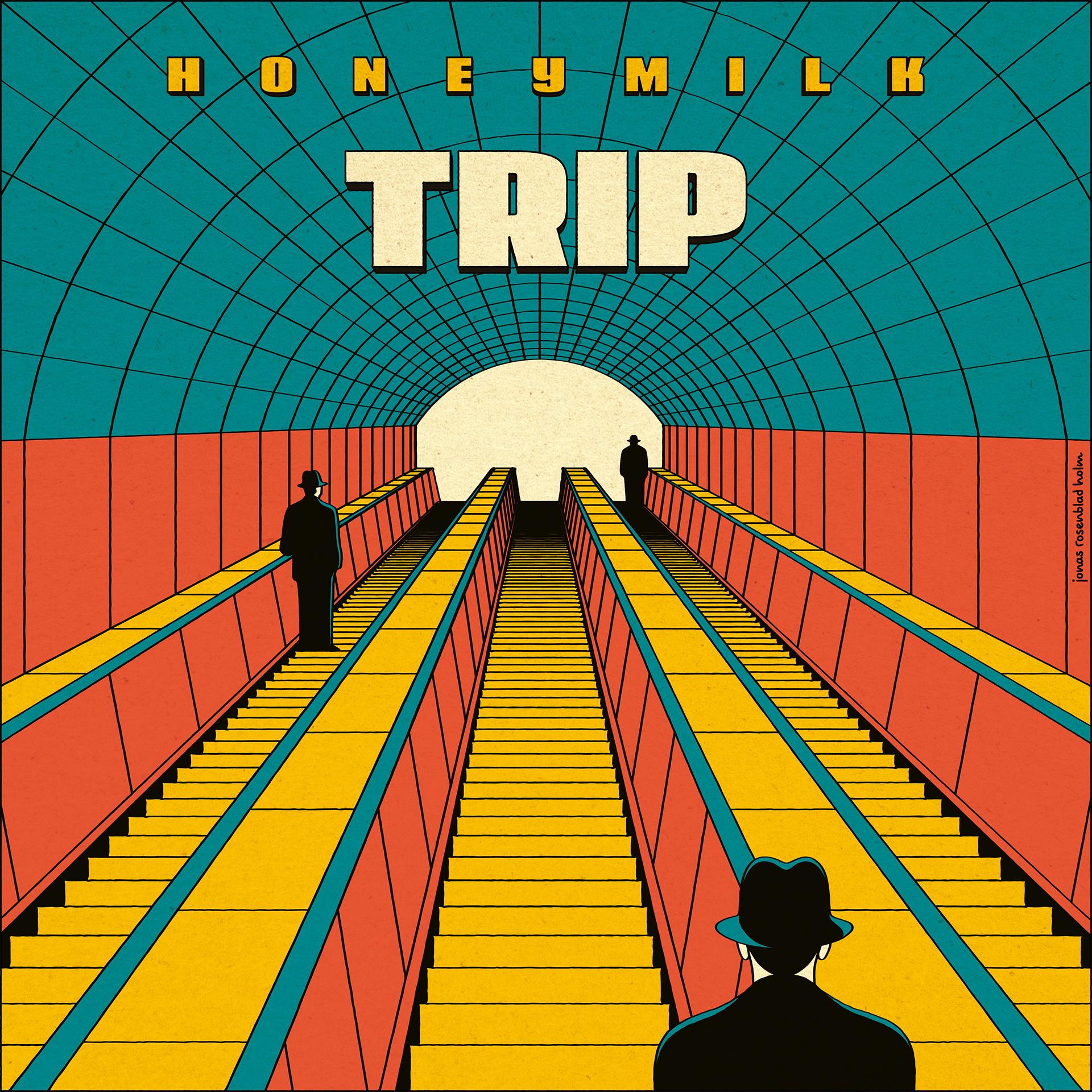 """BIRDS045 - Honeymilk - """"Trip"""""""