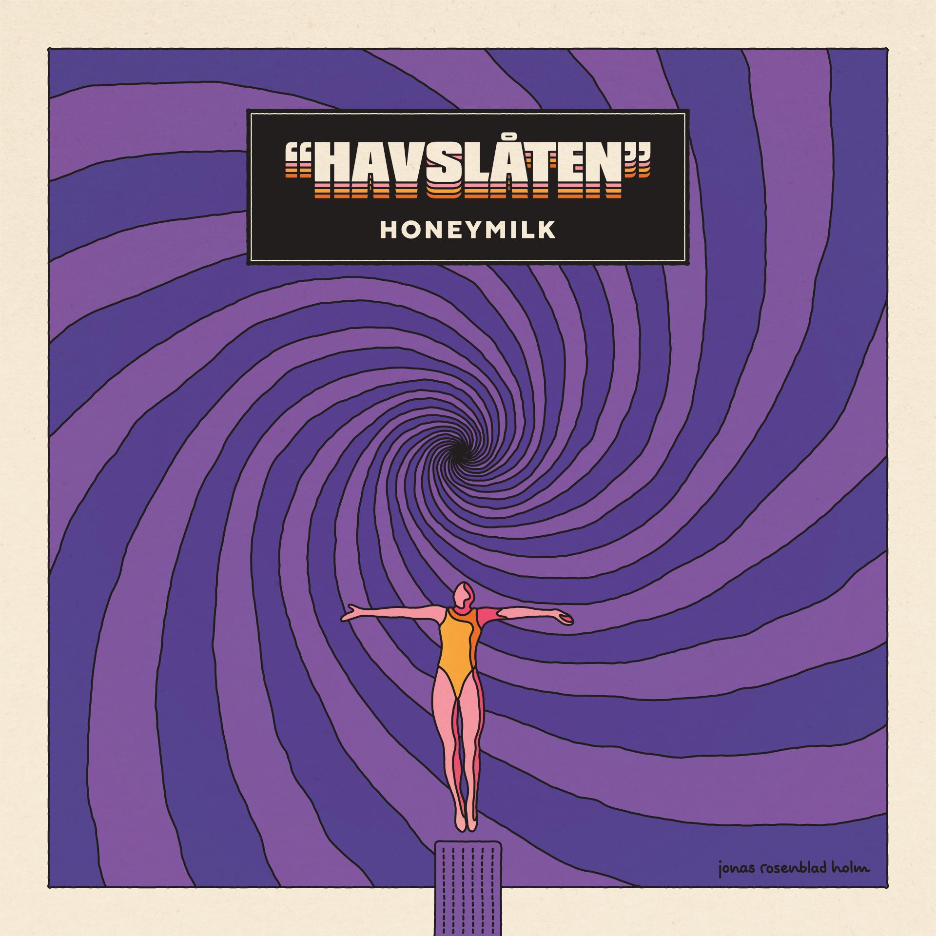 """BIRDS050 - Honeymilk - """"Havslåten"""""""