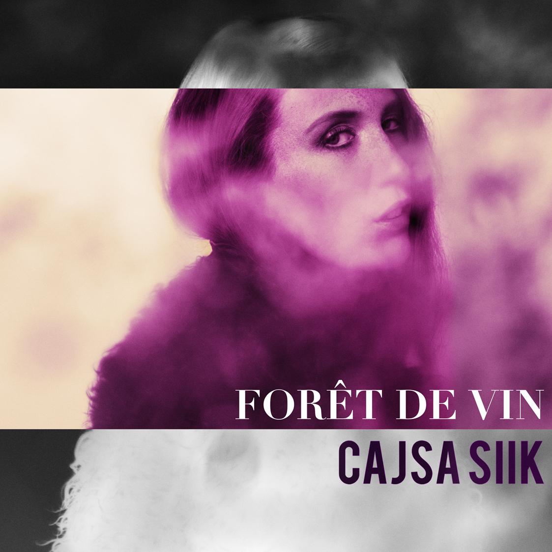 """BIRDS055 - Cajsa Siik - """"White Noise (Foret De Vin's 1988 edit)"""