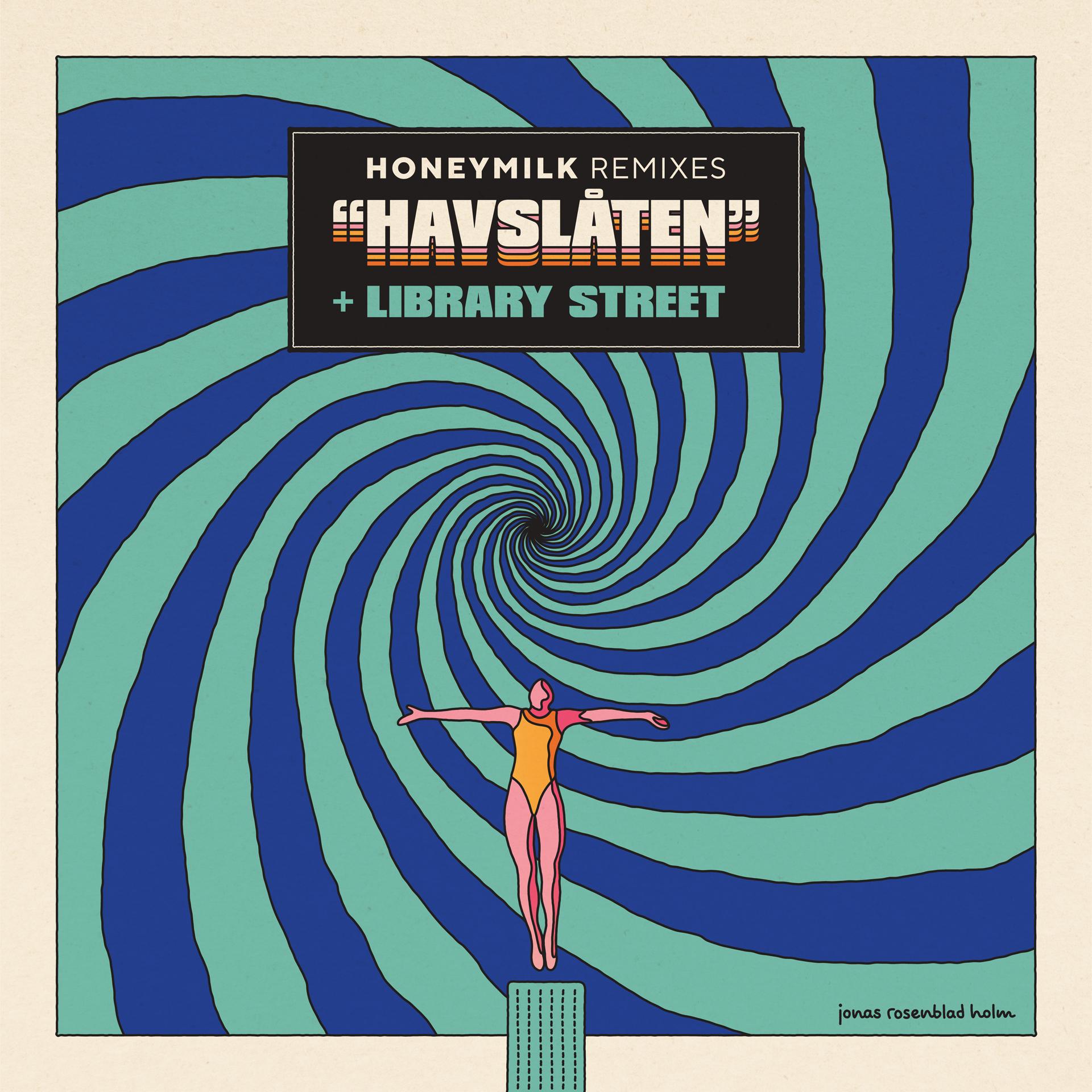 "BIRDS051 - Honeymilk - ""Havslåten/Library Street Remixes"""