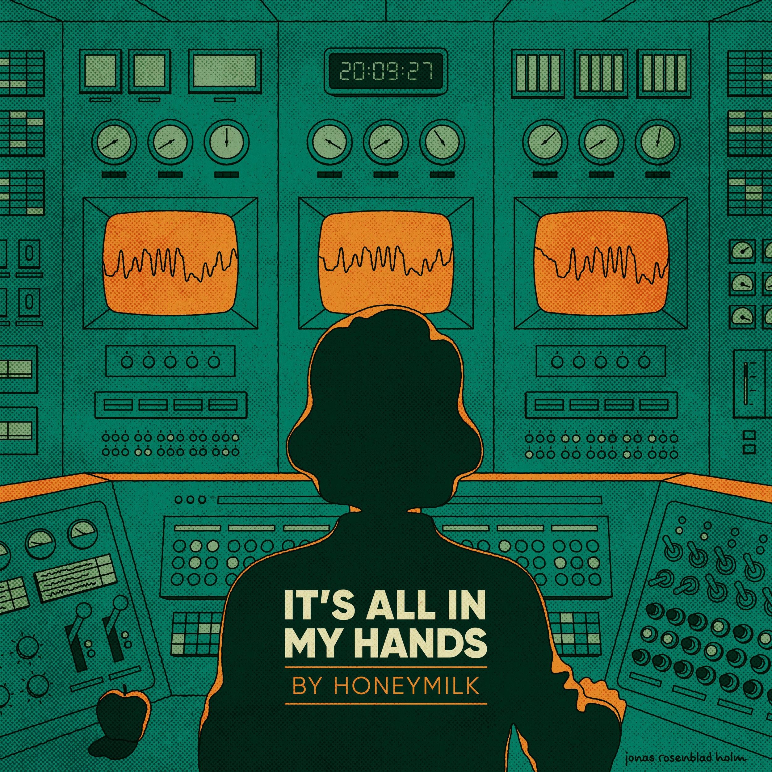 """BIRDS097 - Honeymilk - """"It's All In My Hands"""
