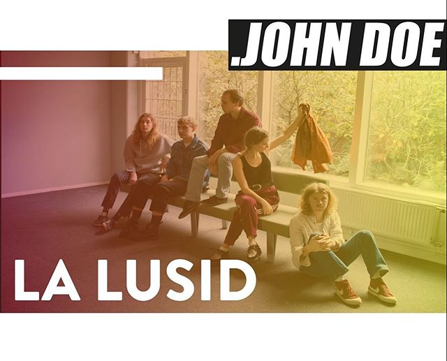 @lalusid will play classic indie club John Doe at Palatset in Linköping on Saturday May 18th! . . #lalusid #palatset #linköping #johndoe #swedishindie #birdsrecords #recordlabel #indielabel