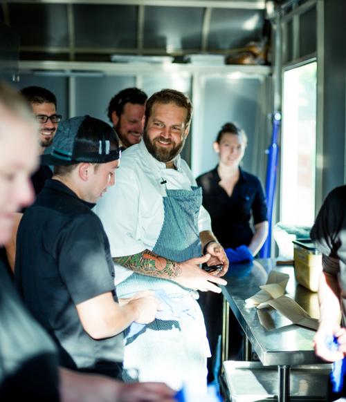 Travis Flood | Alexander's Steakhouse , CA