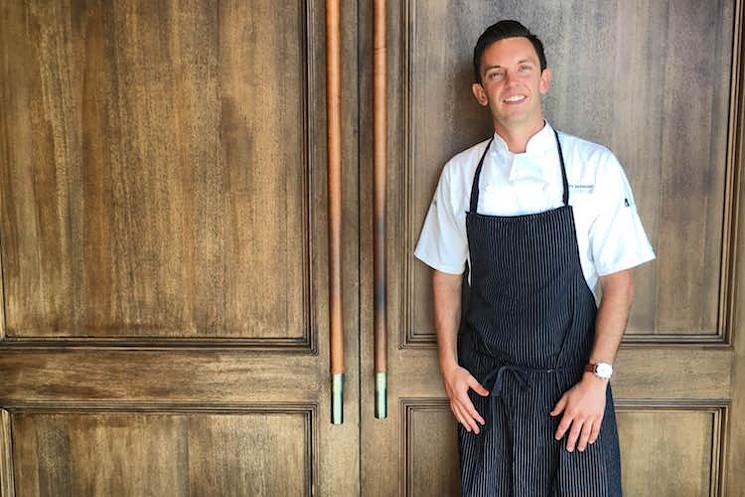 Travis Strickland | Baltaire Restaurant, Los Angeles