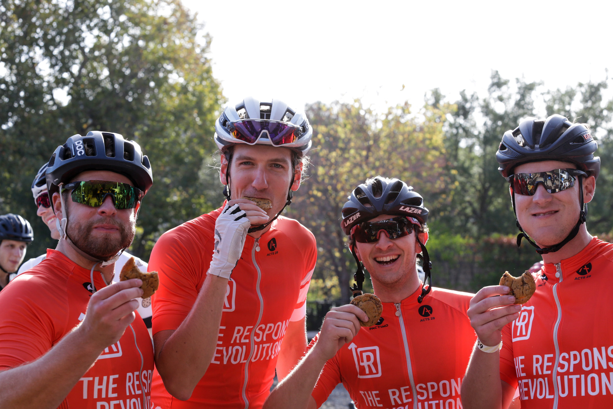 #3 - Free Cookies! - Phil's Cookie Fondo is a bike ride technically, but it's also a cookie party, with delicious cookies at every aid station from a renowned LA bakery. #earnyourcookies