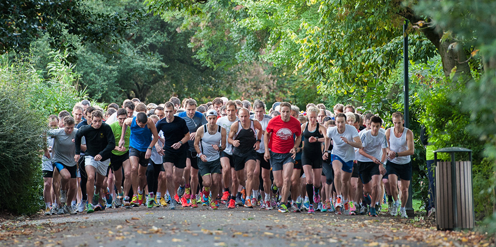 Half of all runners get an injury each year – but how do we cope when we do?   (Image © 2014 Rob Crane)