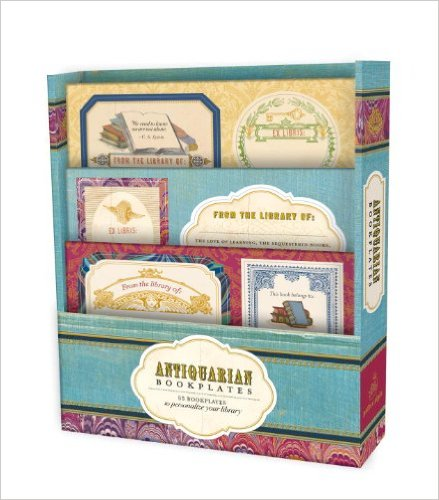 Antiquarian Bookplates