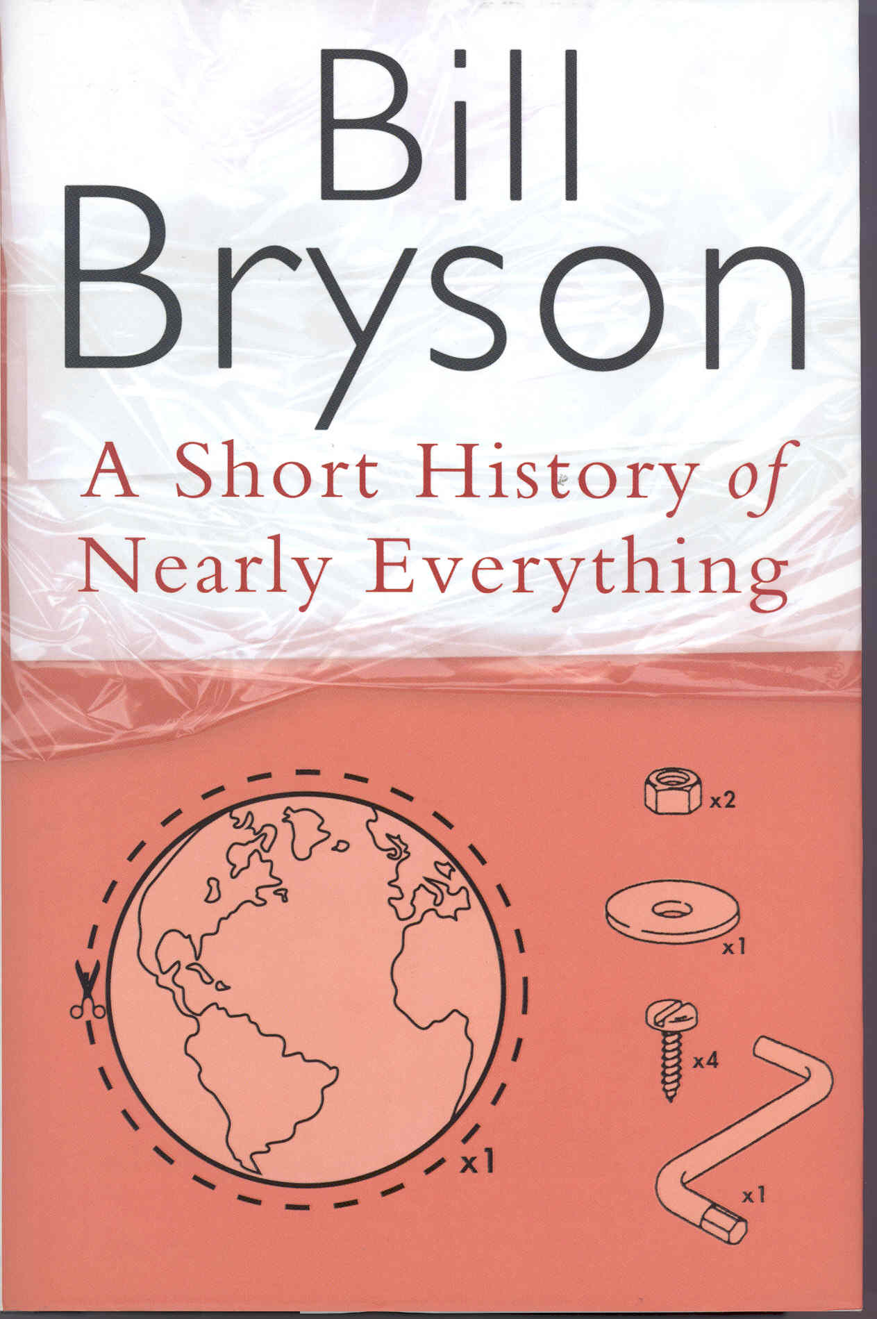 """2. """"A Short History of Nearly Everything"""" by Bill Bryson"""