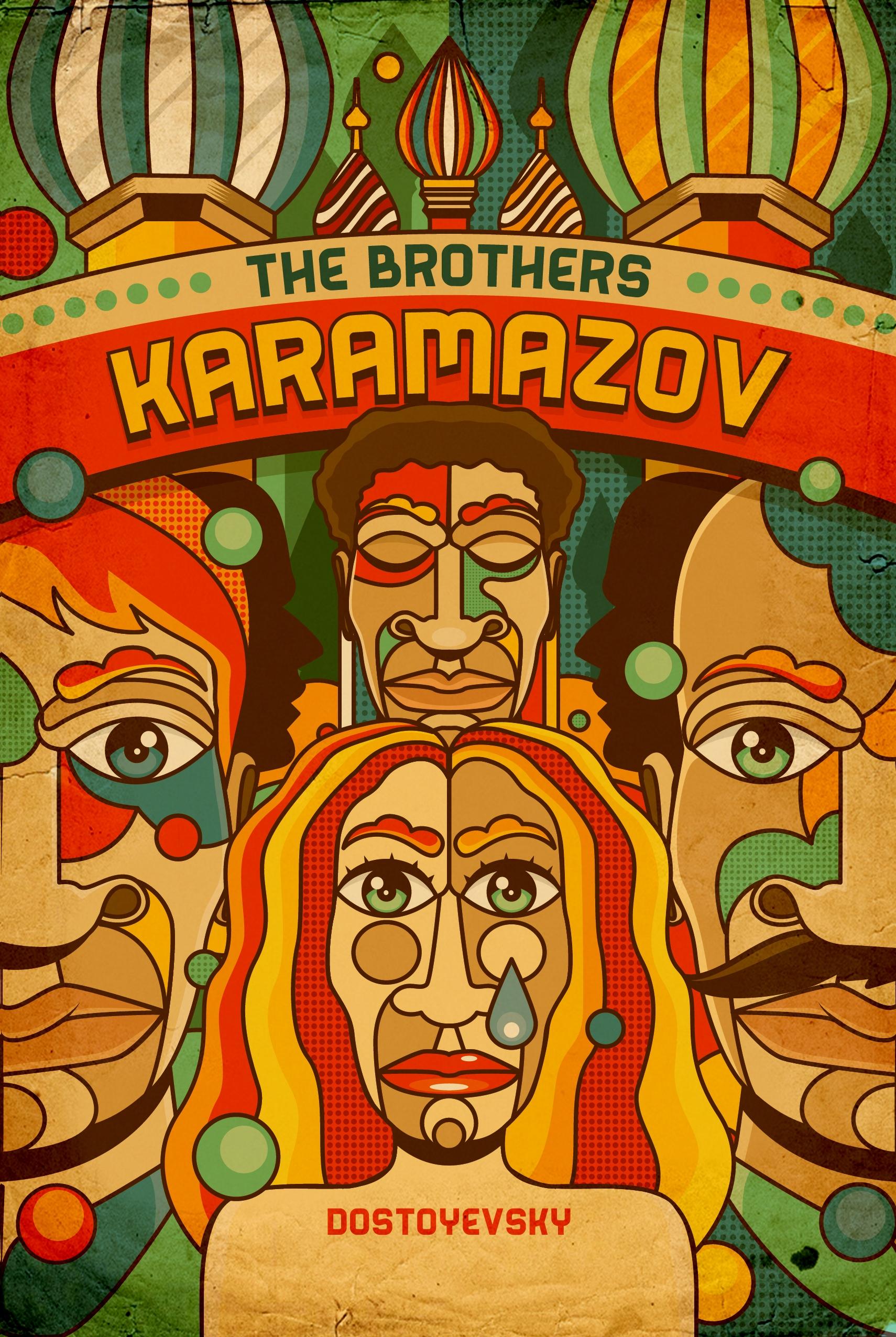 """12. """"The Brothers Karamazov"""" by Fyodor Dostoyevsky"""