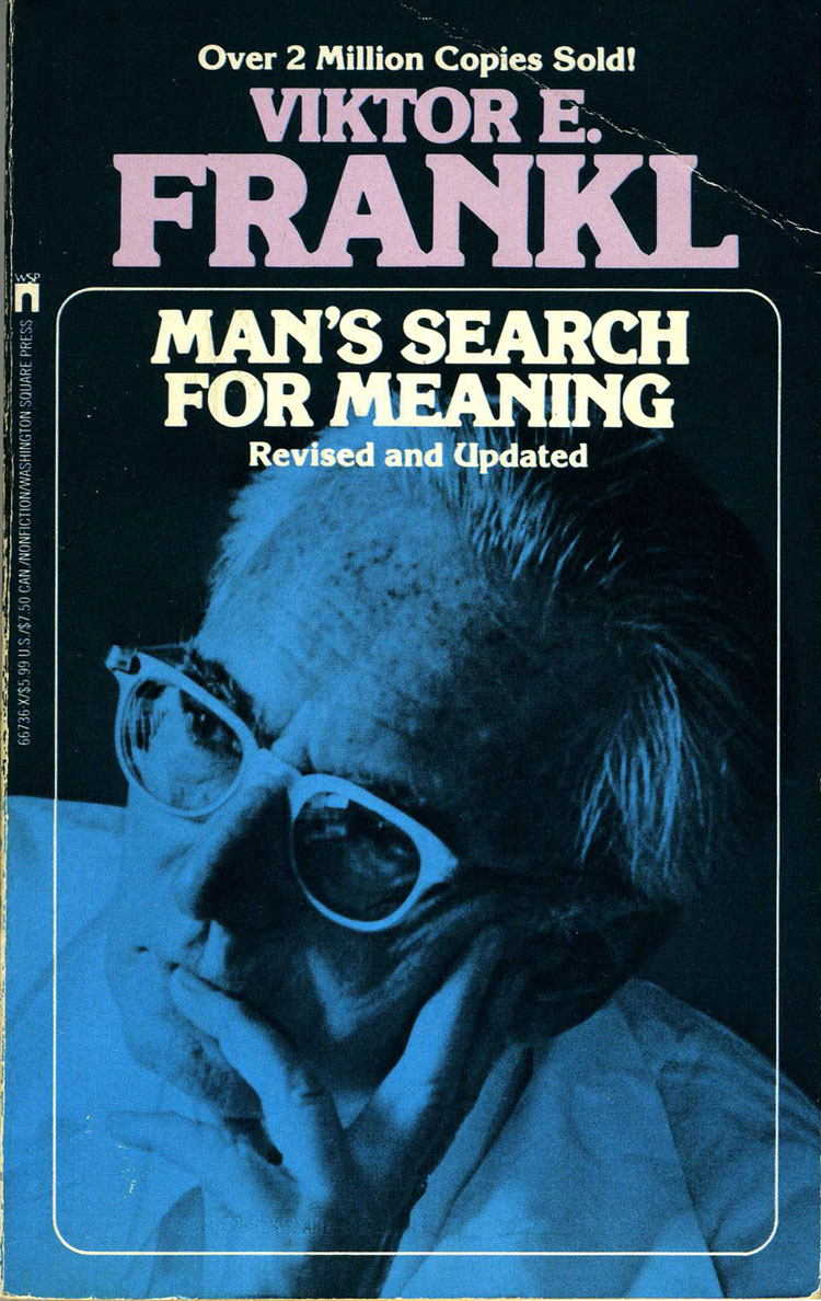 """13. """"A Man's Search for Meaning"""" by Viktor E. Frankl"""