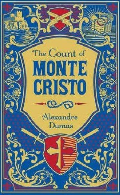 """14. """"The Count of Monte Cristo"""" by Alexandre Dumas"""