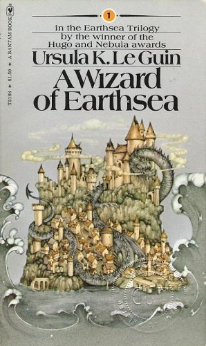 A Wizard of Earthsea – Ursula K Leguin