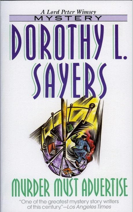 Murder Must Advertise - Dorothy L Sayers