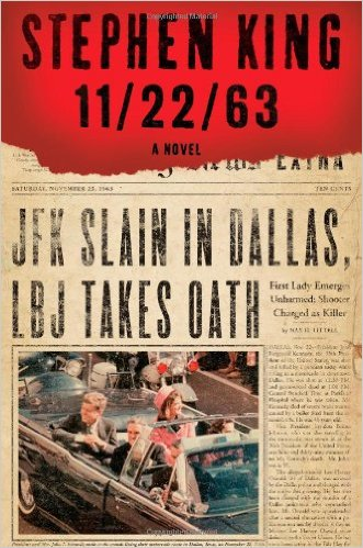 7. 11/22/63 by Stephen King