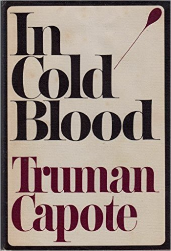 8. In Cold Blood by Truman Capote