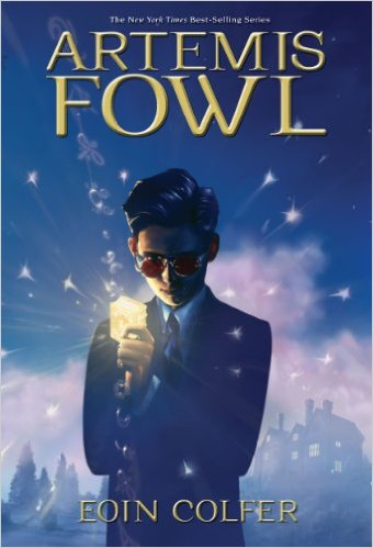 9. Artemis Fowl by Eoin Colfer