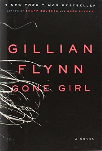 10. Gone Girl by Gillian Flynn