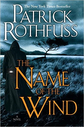 11. The Name of the Wind by Patrick Rothfuss