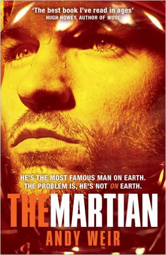17. The Martian by Andy Weir