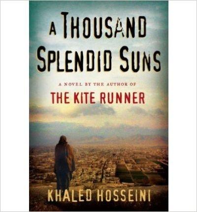 18. A Thousand Splendid Suns by Khaled Hosseini