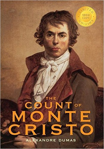 21.The Count of Monte Cristo by Alexandre Dumas