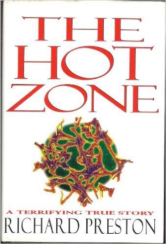22. The Hot Zone by Richard Preston