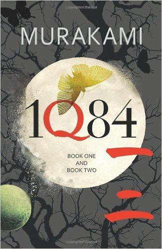 34. 1Q84 by Haruki Murakami