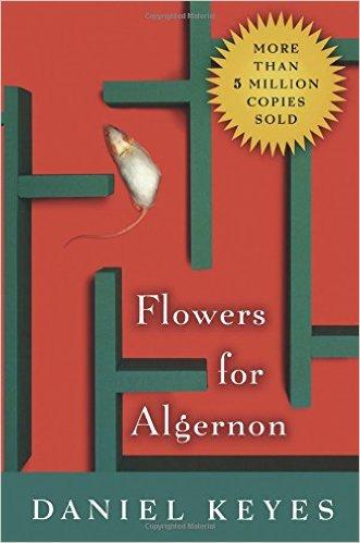 37. Flowers for Algernon by Daniel Keyes