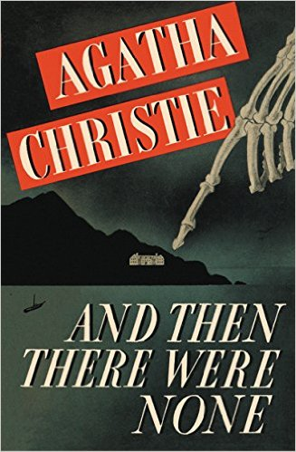 1. And Then There Were None by Agatha Christie