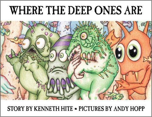 1. Where The Deep Ones Are by Kenneth Hite