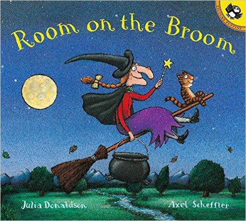 4. Room on the Broom by Julia Donaldson