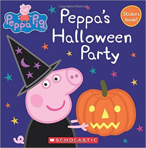 8. Peppa's Halloween Party by Eone