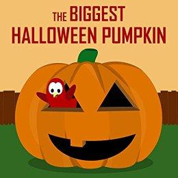 12. The Biggest Halloween Pumpkin by V Moua