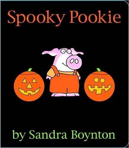 13. Spooky Pookie by Sandra Boynton